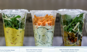Endlich: Salad-to-go Wetter!